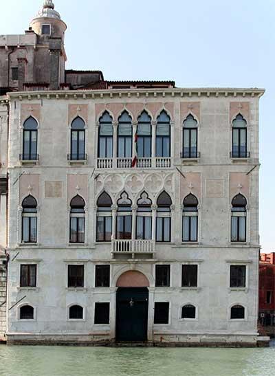 Palazzo Contarini Corfù
